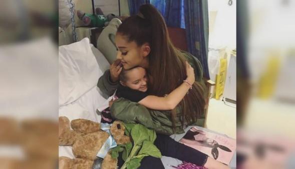 Ariana Grande, después del atentado
